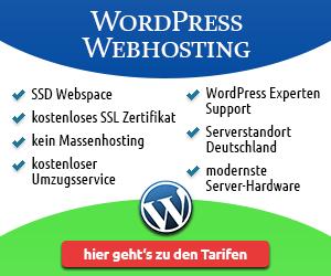 Premium Wordpress Hosting aus Deutschland